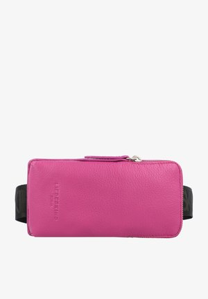 SLING UMHÄNGETASCHE LEDER  - Across body bag - roseberry
