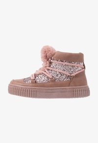 Friboo - High-top trainers - mauve - 1