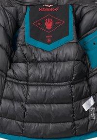 Navahoo - LAURA - Winter jacket - petrol - 3