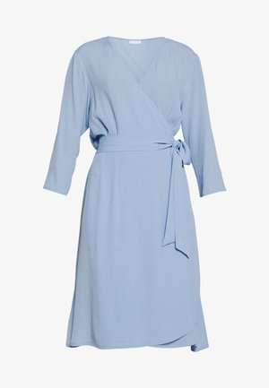 JUNELLE - Day dress - cerulean blue