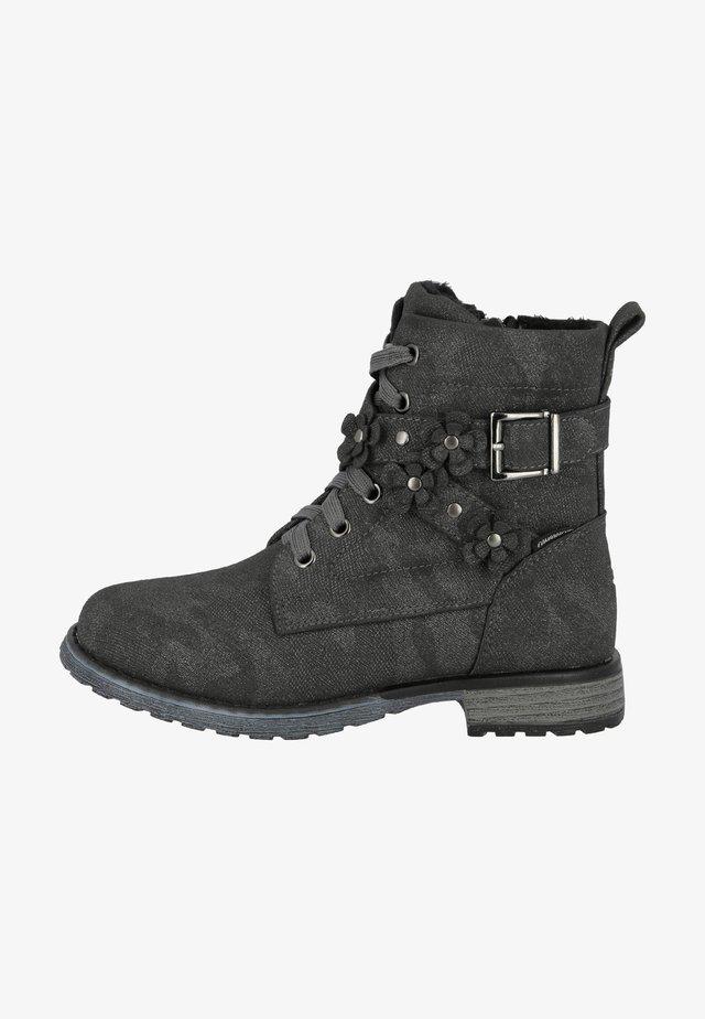 SAKURA - Cowboy/biker ankle boot - grau