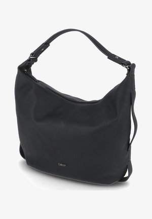 MALU - Handbag - schwarz