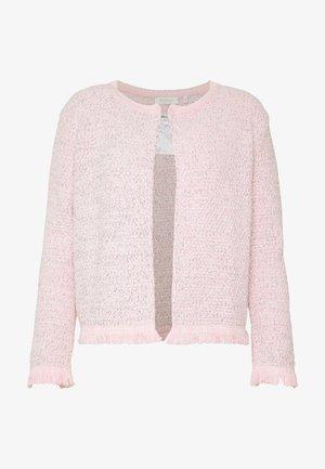 Cardigan - spring pink