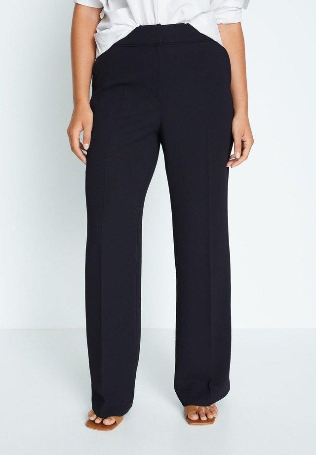 BIMBA7 - Pantalon classique - schwarz
