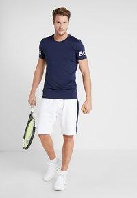 Björn Borg - EDDY SHORTS - Sports shorts - brilliant white - 1