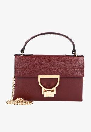 Handbag - marsala