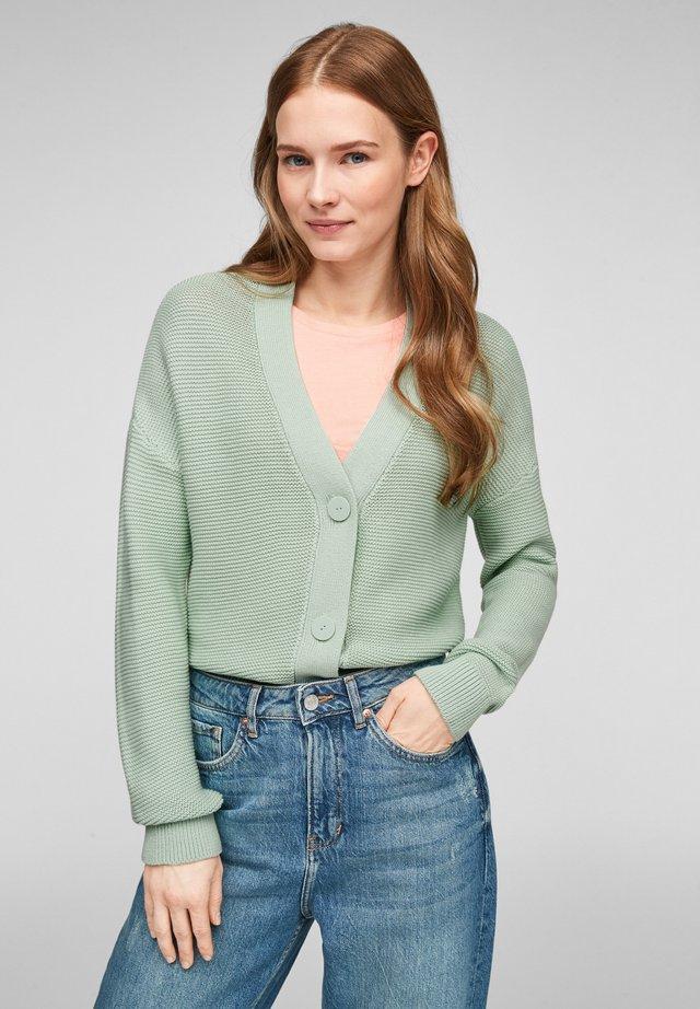 Vest - light green