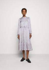 Bruuns Bazaar - BECCA ARY DRESS - Maxi dress - soft lavender - 0