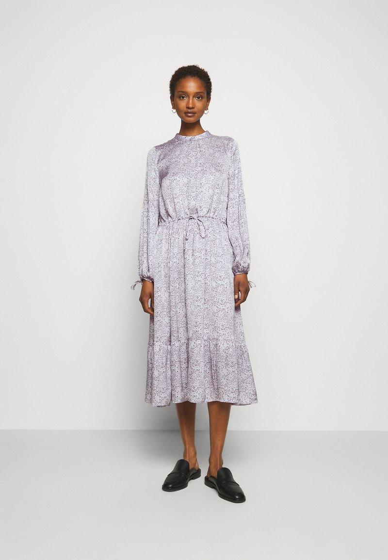 Bruuns Bazaar - BECCA ARY DRESS - Maxi dress - soft lavender