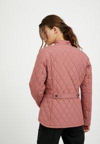 Finn Flare - Light jacket - dark pink - 2