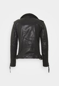 Tigha - BEREND - Leather jacket - black - 1