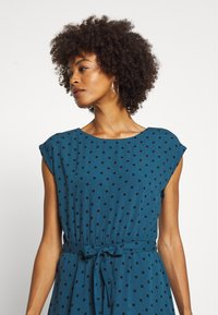 King Louie - BETTY DRESS LOOSE FIT - Day dress - storm - 4