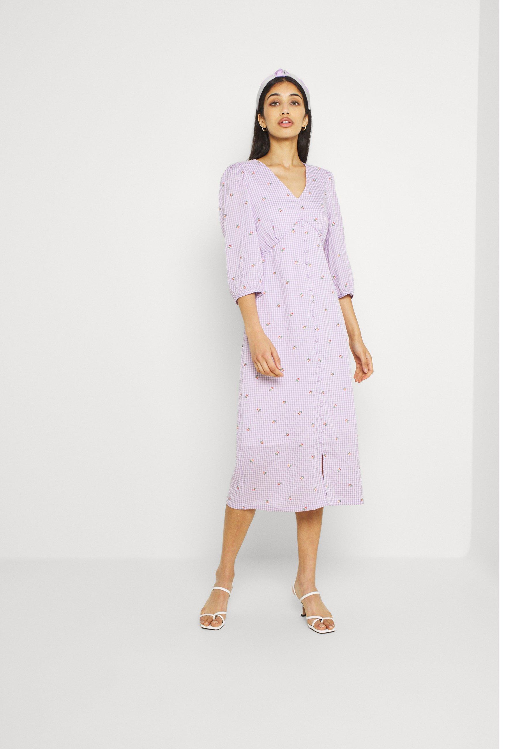 Women YASMAYA MIDI DRESS - Day dress