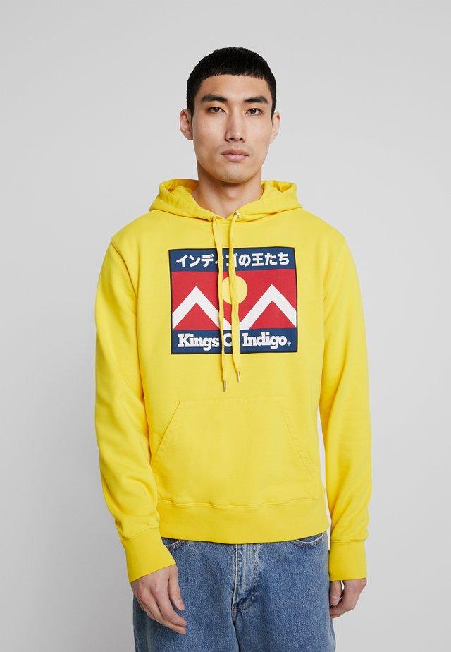 NARA - Hoodie - yellow