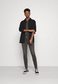 Scotch & Soda - HAUT - Jeans Skinny Fit - snowstorm - 1
