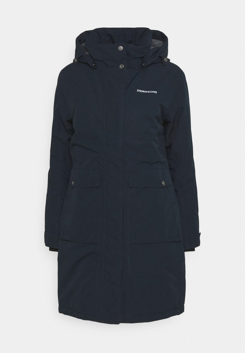 Didriksons - EMILIA WOMENS - Outdoor jacket - dark night blue
