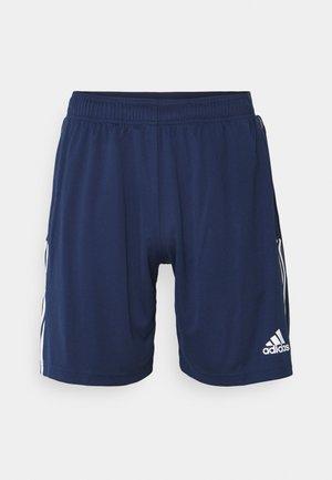 TIRO 21  - Pantalón corto de deporte - navy blue