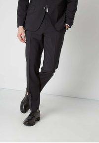 HUGO - Suit trousers - anthrazit - 2