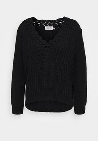 LADIES - Jersey de punto - black
