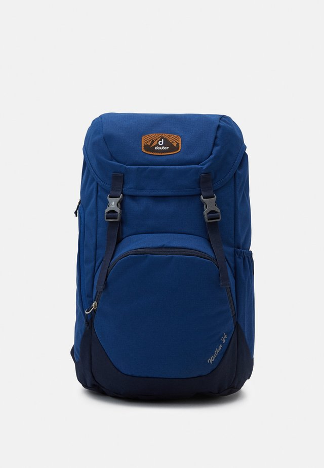 WALKER UNISEX - Hiking rucksack - steel/navy