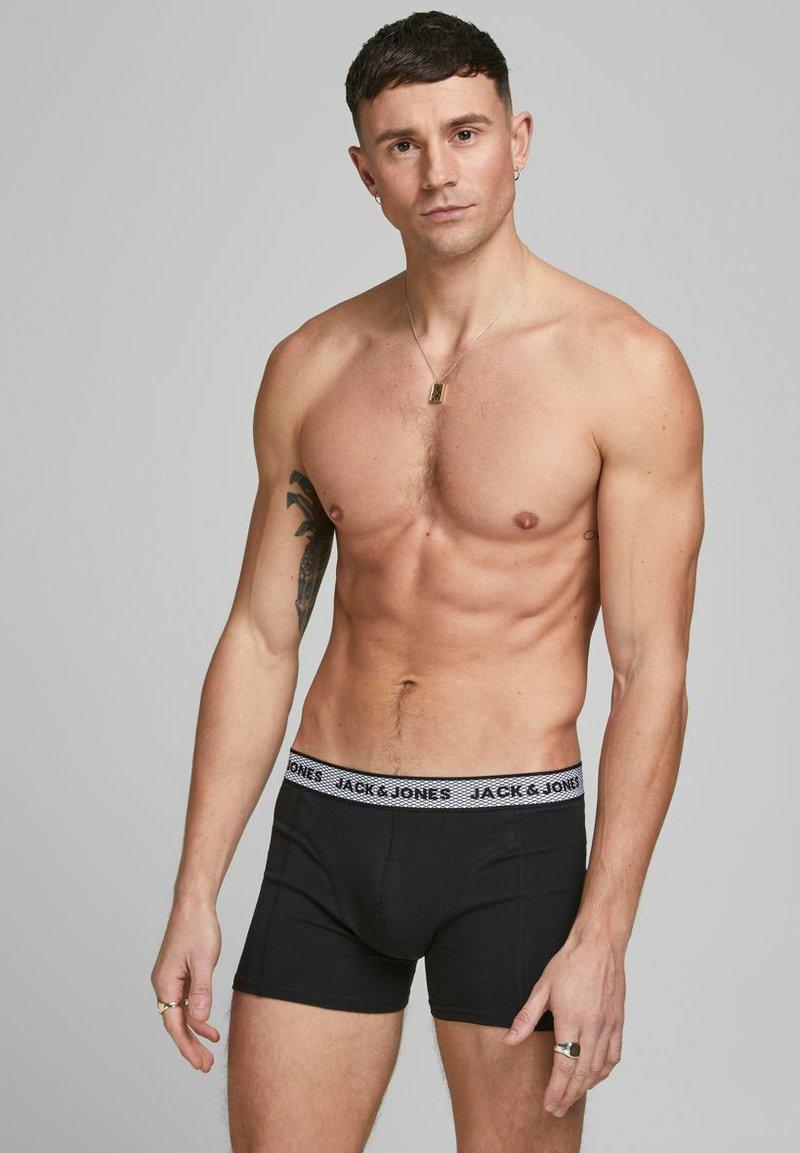 Jack & Jones - 5ER-PACK - Pants - black