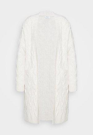 ONLFREYAH CARDIGAN - Cardigan - whitecap gray melange