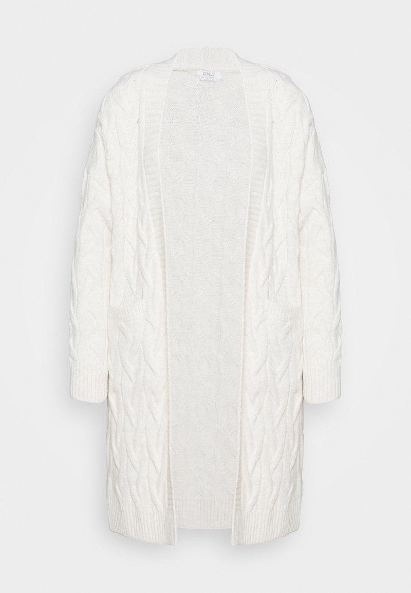 ONLY - ONLFREYAH CARDIGAN - Cardigan - whitecap gray melange