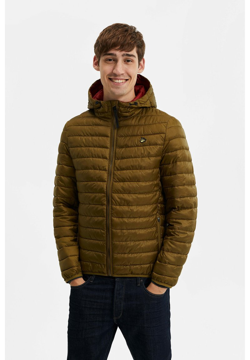 WE Fashion - Winter jacket - dark green