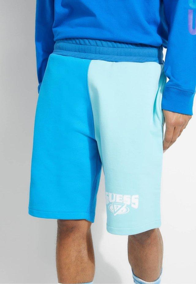 Pantaloncini sportivi - blau