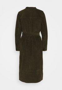 GAP - Shirt dress - olive - 1