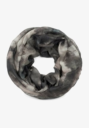 Snood - schwarz-grau