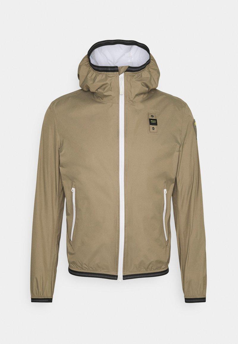 Blauer - Summer jacket - beige