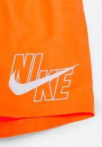 Nike Performance - VOLLEY - Swimming shorts - orange - 2
