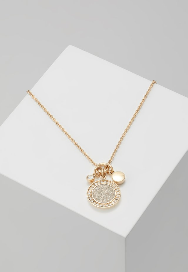 CLASSICS - Ketting - rose gold-coloured