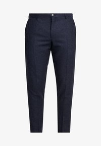 Viggo - ALTA TAPERED - Trousers - dark blue - 3