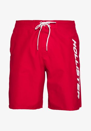 RIGID CLASSIC - Swimming shorts - red
