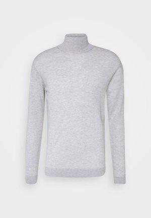 ROLLNECK - Jumper - grey