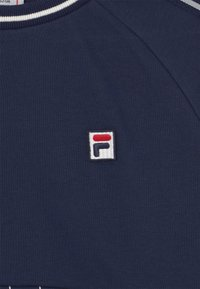Fila - DEMI TAPED CREW NECK - Sweatshirt - black iris - 2