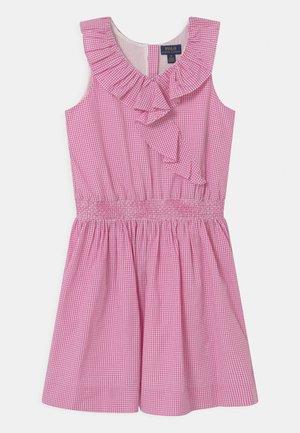 Denní šaty - pink/white