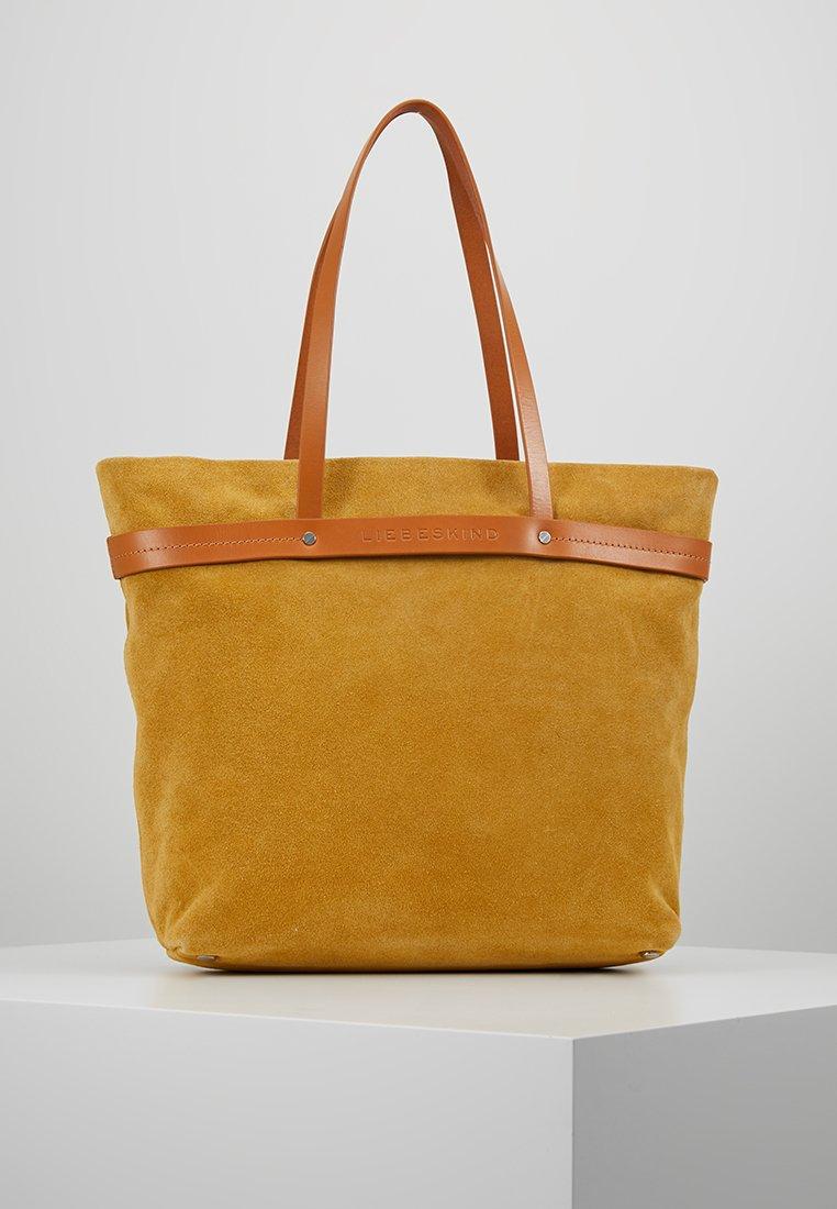 Liebeskind Berlin - Tote bag - tawny yellow
