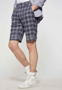 MDB IMPECCABLE - Shorts - dark blue - 0