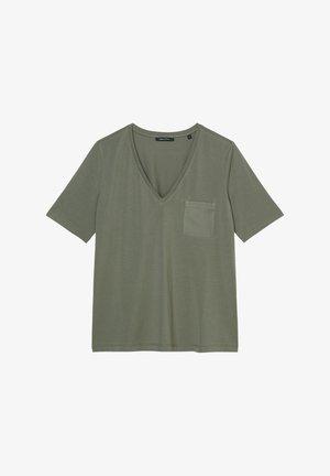Basic T-shirt - olive garden