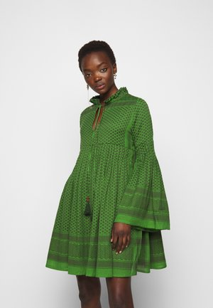 SOUZARICA - Day dress - moss