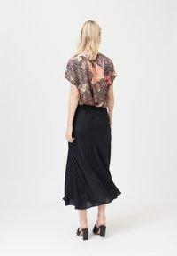 Dea Kudibal - ERICA - A-line skirt - black - 2