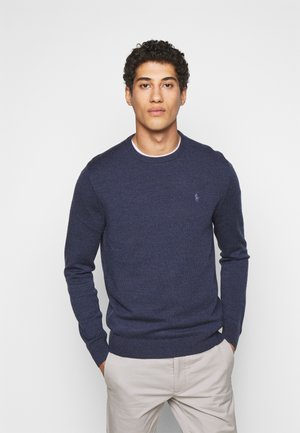 Strickpullover - navy multi