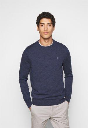 Pullover - navy multi