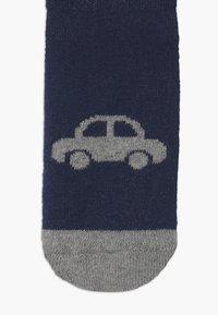 Ewers - CARS STRIPES  2 PACK - Sokken - navy - 4
