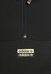 adidas Originals - DRESS R.Y.V. ORIGINALS - Vestido de tubo - black - 5