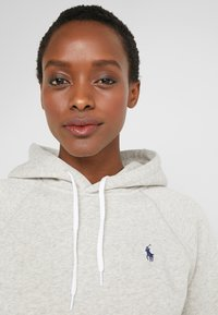 Polo Ralph Lauren - SEASONAL - Bluza z kapturem - light sport heath - 3