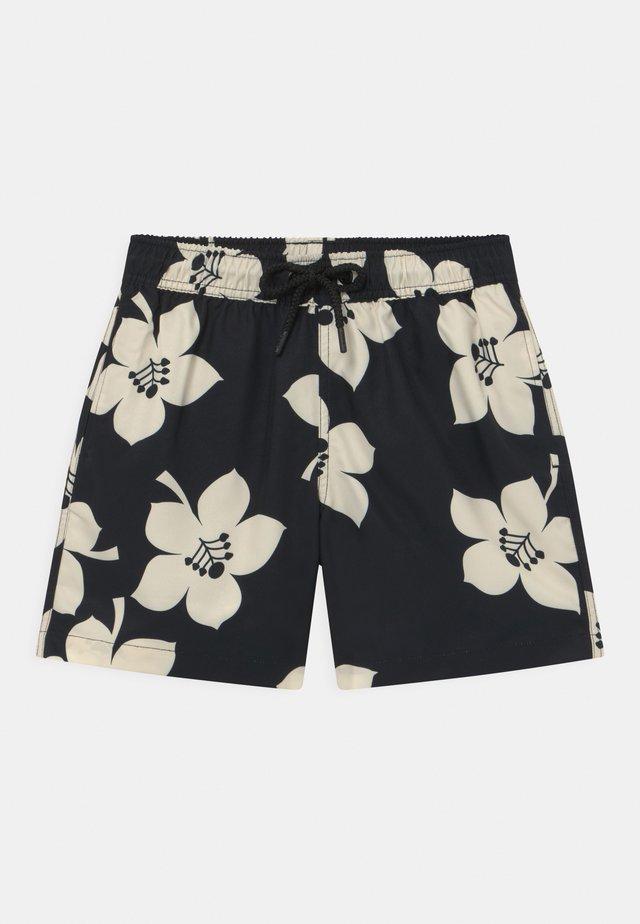 KENNY LOOSE  - Swimming shorts - black beauty